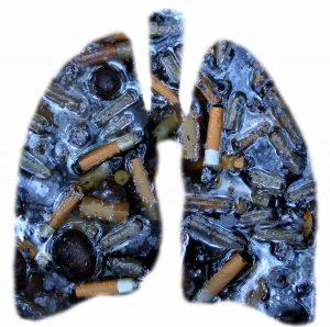 табачные лёгкие