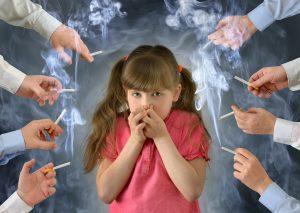 пассивные курильщики